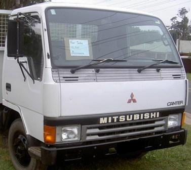 Listing all Parts for MITSUBISHI CANTER 1986-1990 FE444