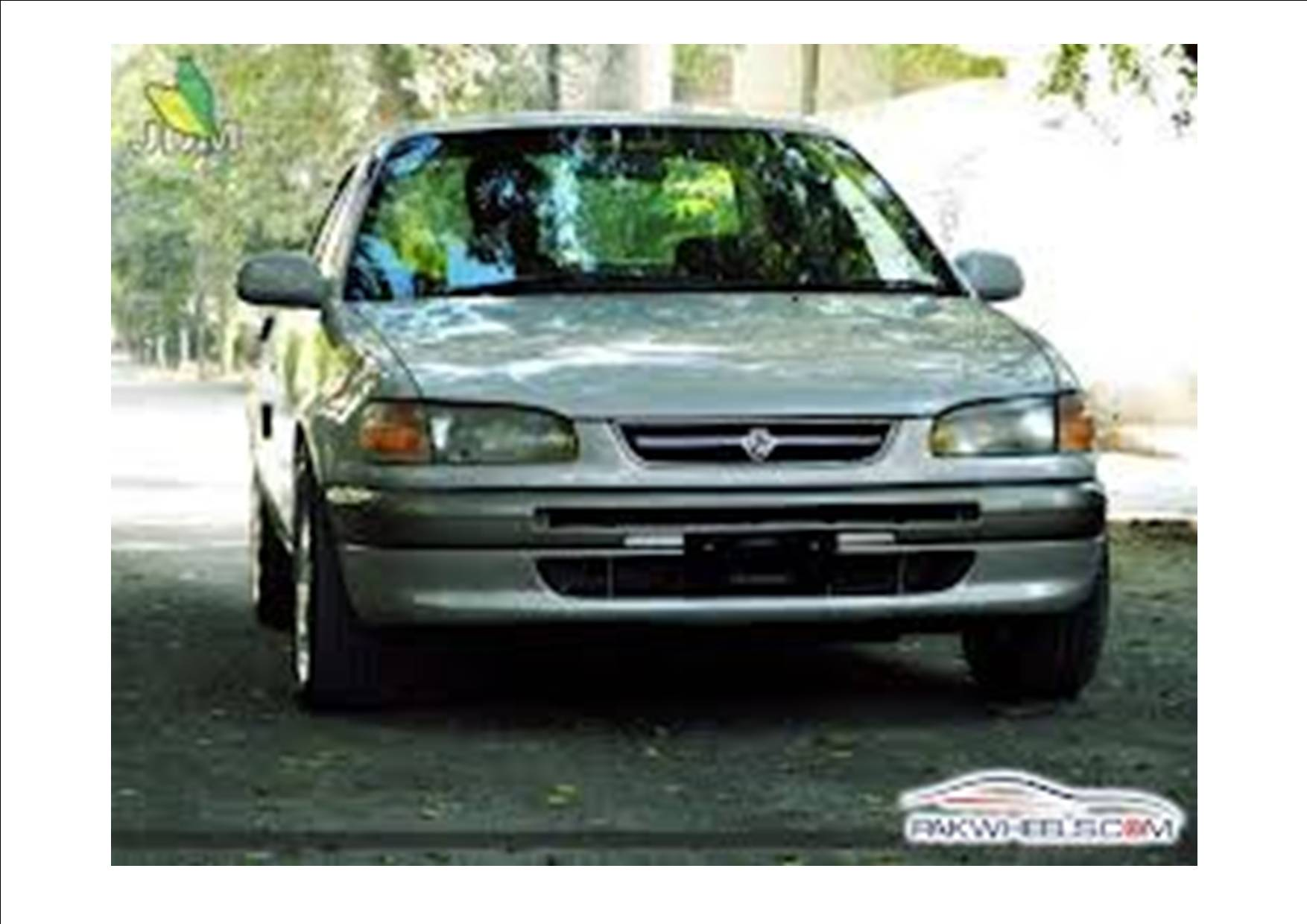 Listing all Parts for TOYOTA COROLLA 1995-1997 AE110 - API NZ - Auto