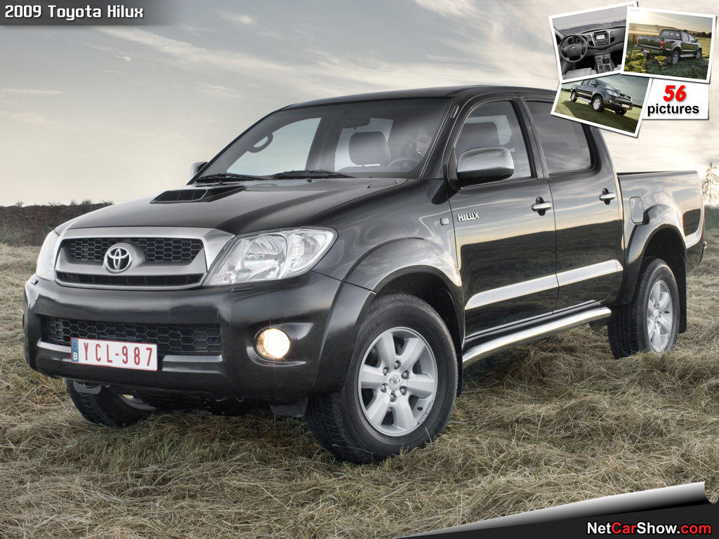 Listing all Parts for TOYOTA HILUX 2009-2011 KUN26 - API